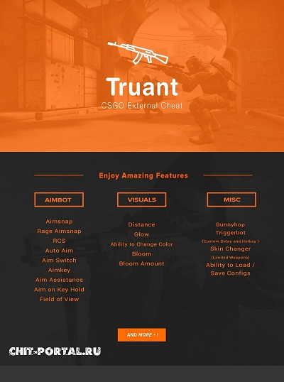 Truant Cheat [External]