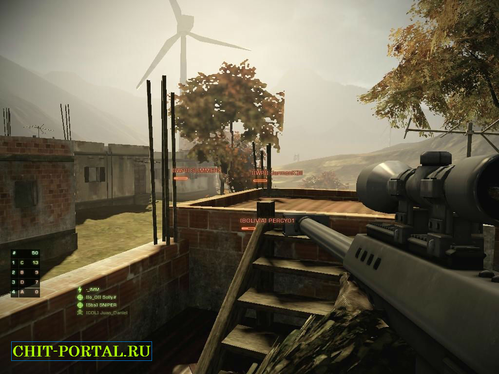 Bad Company 2 Public Hack v2 [New Features] USE ON NON-PB SERVERS ONLY