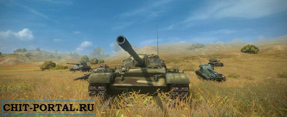 Бот для World of Tanks 0.9.1