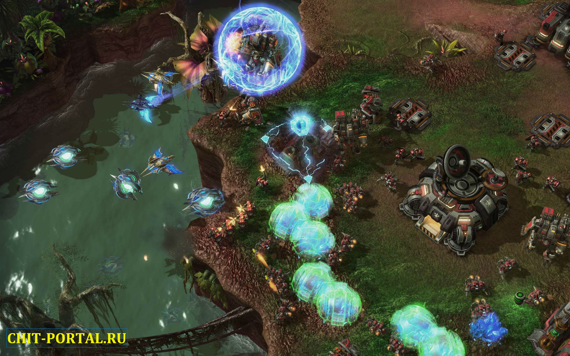 Коды к игре Starcraft 2 Heart of the Swarm