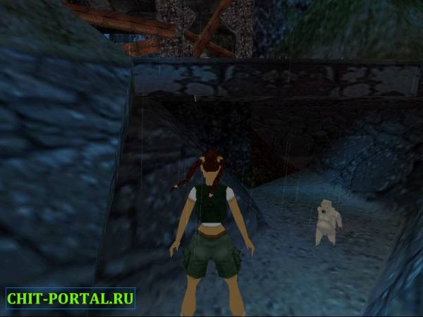 Коды для Tomb Raider Chronicles