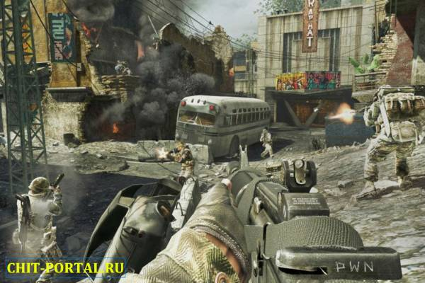 Коды к игре Call of Duty Black Ops 2
