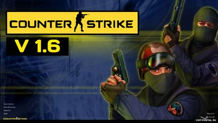Counter–Strike 1.6 – игра на все времена!