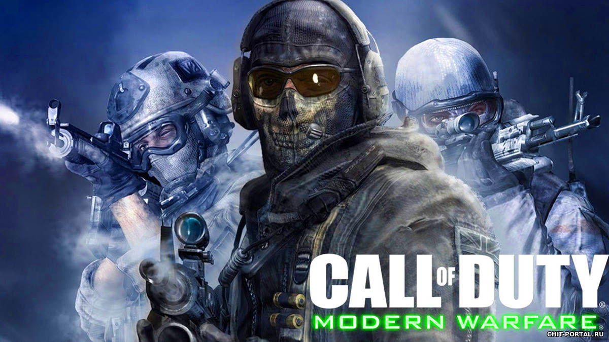Новая Call of Duty называется Call of Duty: Modern Warfare