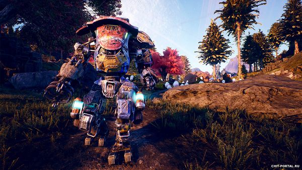 The Outer Worlds прошли за 11 минут
