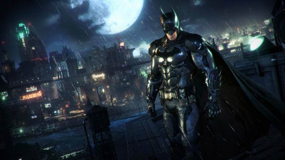 Batman: Arkham Knight исполняется 5 лет